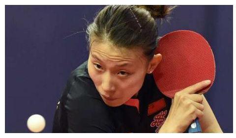 中国乒乓球队的奇女子,一颗冉冉升起的新星,武杨