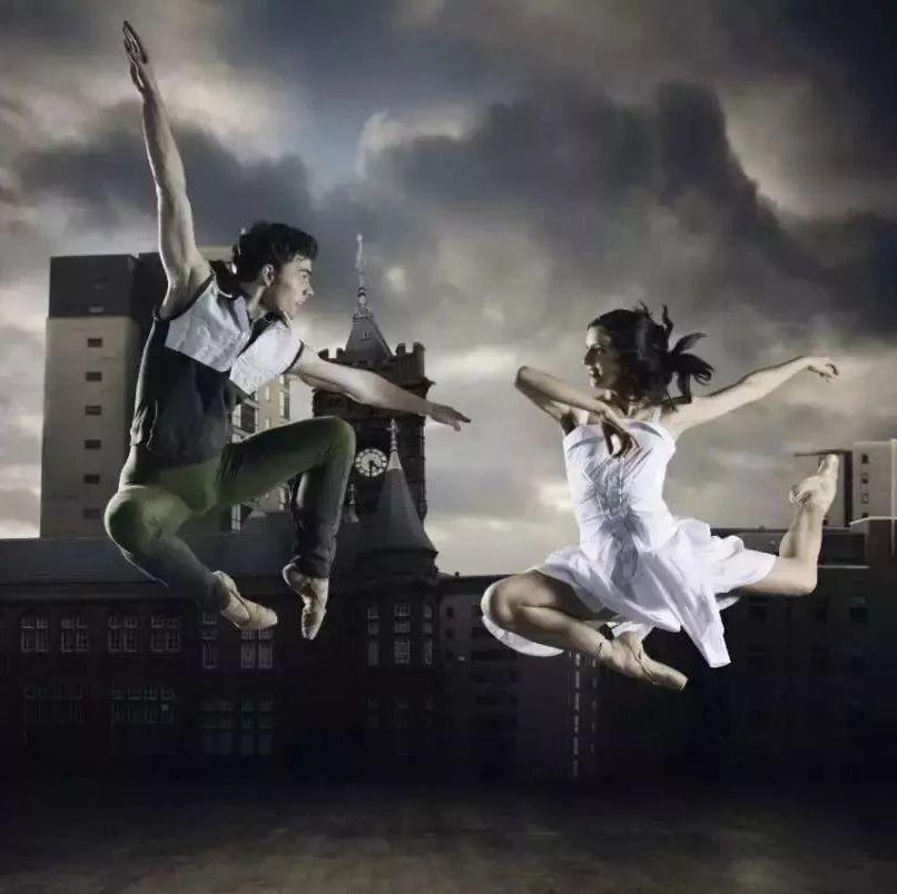 福利|获奖无数,英国威尔士芭蕾舞《罗密欧与朱丽叶》来了