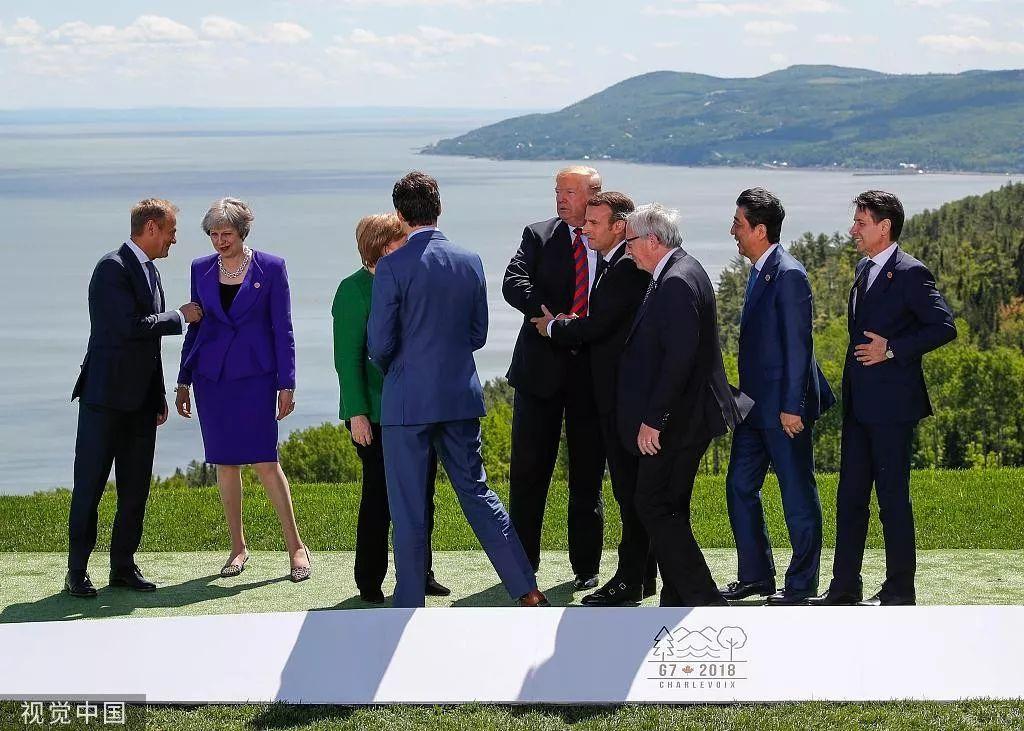 特朗普期待与约翰逊周末会面 G7峰会有哪些看点?|特朗普|马克龙