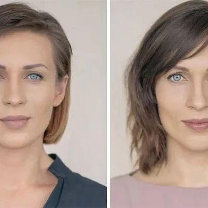 照片不会说谎:当女人成为母亲后,面部的有趣变化