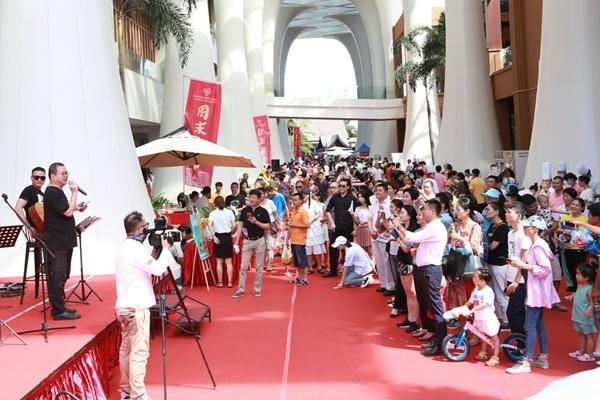 """三亚湾红树林""""周末集市""""聚焦周末经济  开启三亚商贸消费新模式"""