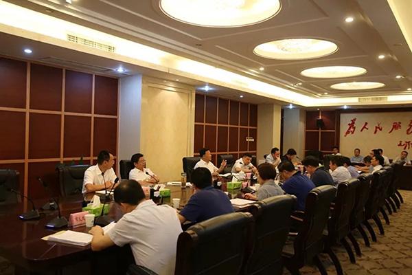 江西宜春万载县撤县设区工作正式启动|澎湃新闻