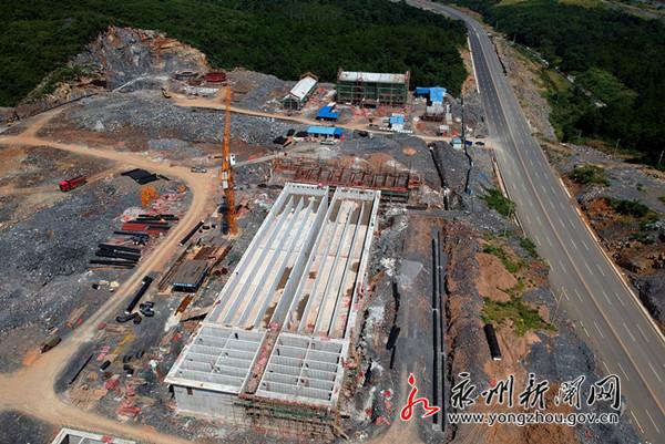 江华涔天河水厂主体工程基本建成 可解决30万瑶胞饮水问题