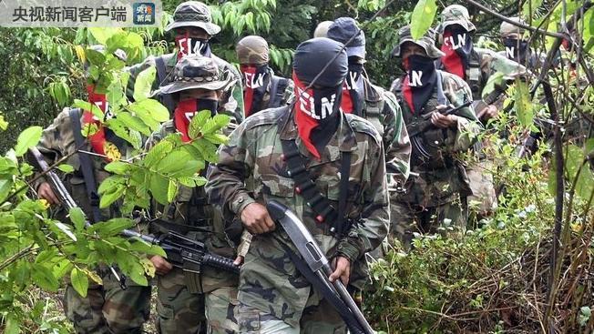 哥伦比亚反政府武装威胁将发动更多袭击
