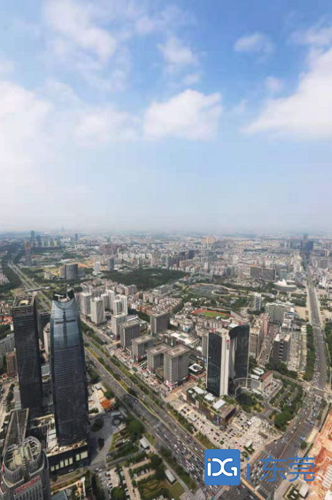 PM2.5、臭氧齐下降,上半年东莞空气优良率93.90%