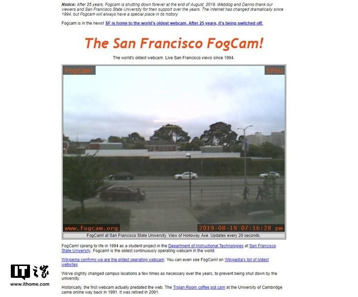 it之家8月20日消息据外媒报道,位于旧金山的世界上最古老连续运营