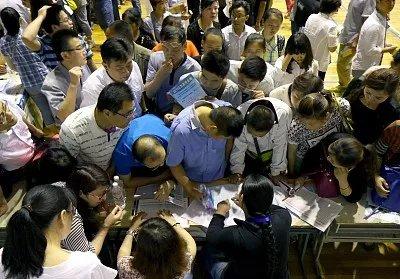 湖南省2019年普通高校招生高职专科批第一次征集志愿投档分数线出炉