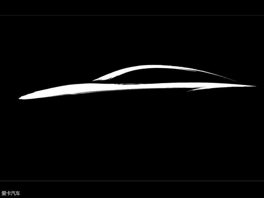 英菲尼迪全新轿跑SUV预告图 明年夏发布