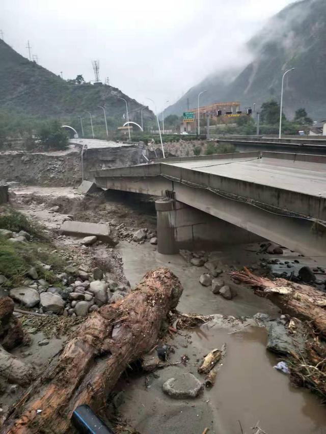 汶川泥石流最新消息今天:汶川泥石流现场伤亡如何?现场图曝光