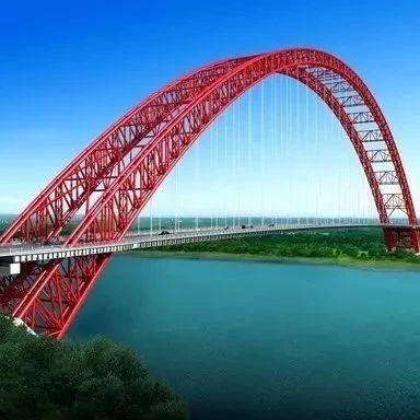 关注 广西这个城市将建世界最大跨径拱桥!明年底可通车!