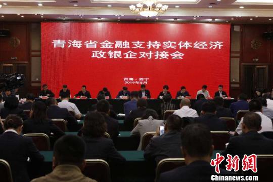 青海搭建银企对接平台 银行授信资金达228亿元