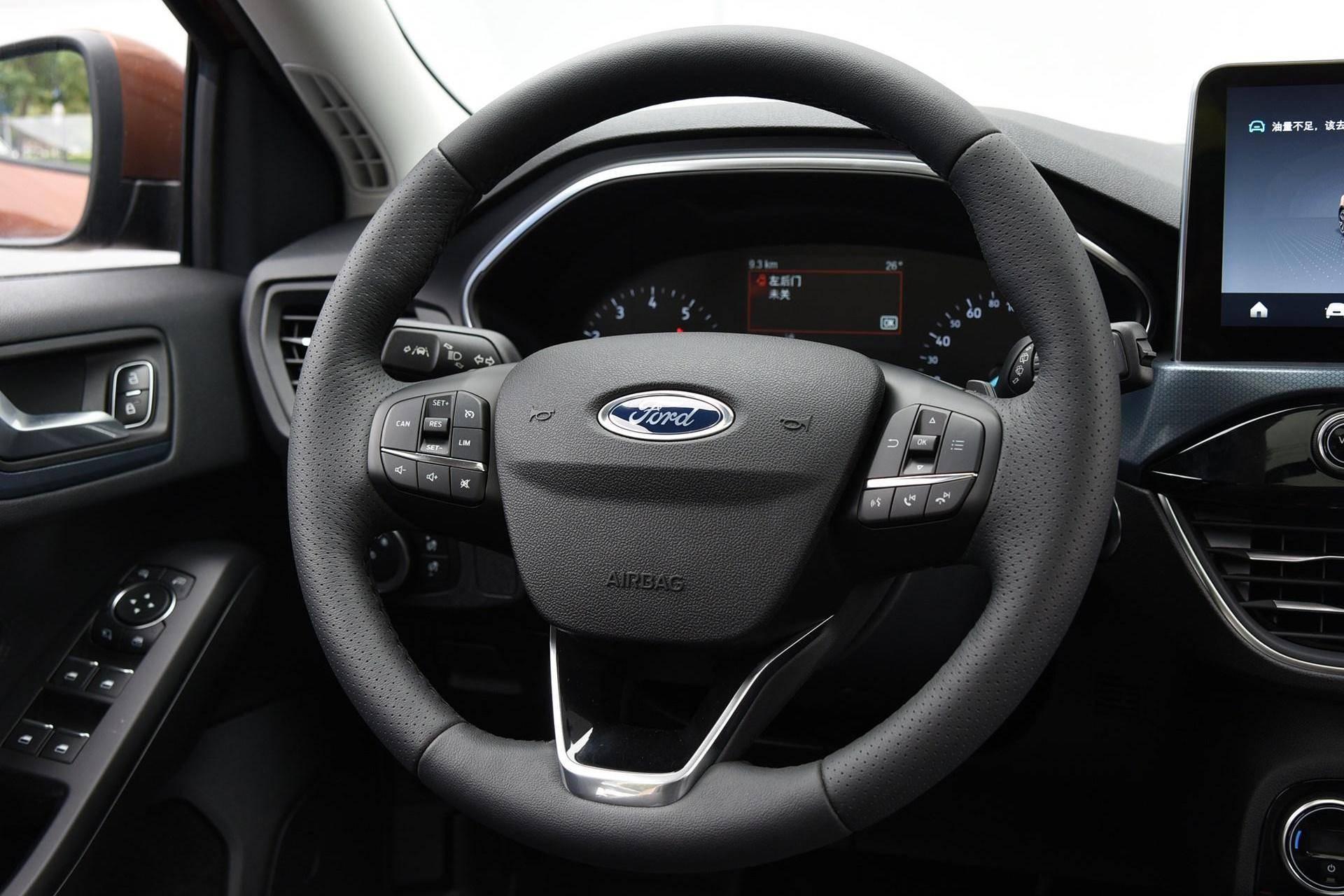买换代福克斯?SUV版三缸强于宝马,174马力入门高于顶配