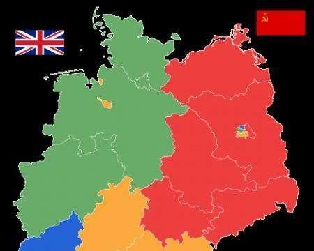 当时苏联实力已是江河日下?戈尔巴乔夫无奈放任东西德国统一?