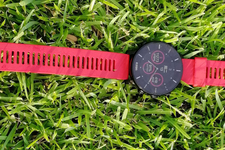 宜准手表新品T935使用体验