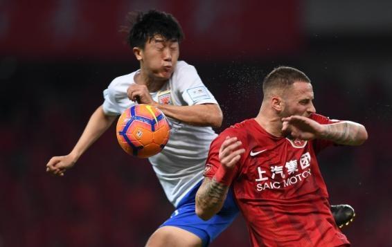 上海上港全主力出击,足协杯变上海德比?山东鲁能说不