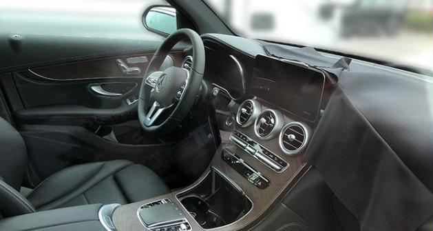 热门豪华SUV奔驰GLC L喜迎中期改款,单月销量八万傲视整个市场