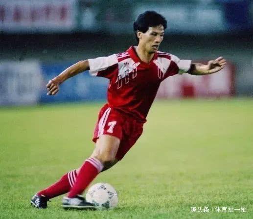 中国足球2位名宿,古广明和赵达裕,巅峰期是什么级别的球员?