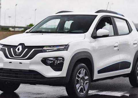 雷诺推续航250KM的小型SUV,是对中国市场的蔑视?