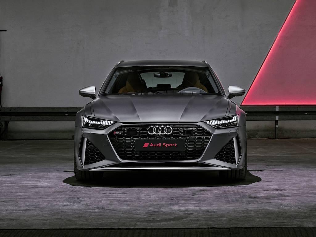 零百加速3.6秒!奥迪全新一代RS 6 Avant官图发布!