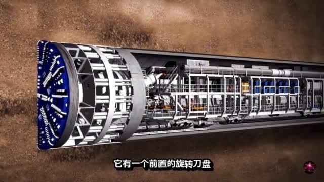 科普一下地铁的挖掘过程,这其中的科技含量真是不亚于研发手机啊!