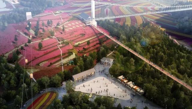重庆旅游网红景点打卡,牡丹人文浓厚,你去过么