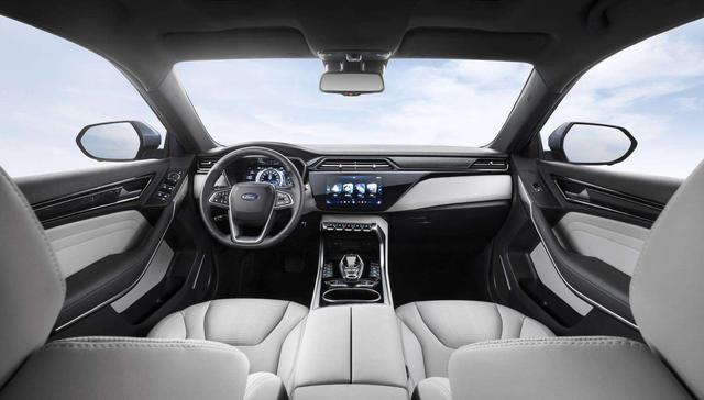 福特国内首款纯电SUV-领界EV正式上市,18.28万起,亮点有哪些?