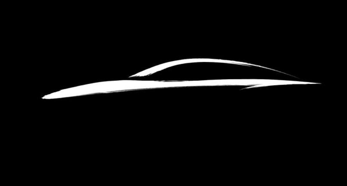或命名QX55 英菲尼迪公布全新轿跑SUV预告图
