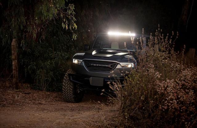 史上最强SUV发布,配6.2L V8发动机,最高1000马力