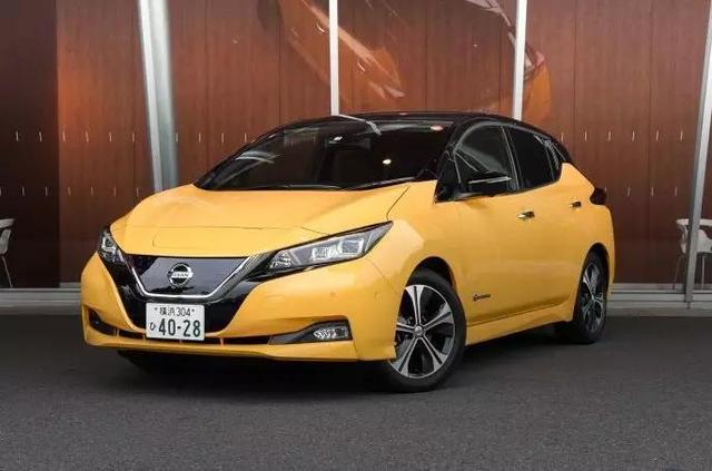 全球销量前十新能源车,两款国产车型上榜!