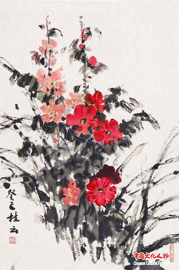 光影彩墨李前宽肖桂云艺术展专馆将在长春东北亚艺术中心开馆之二