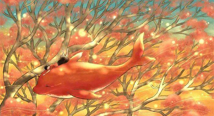 《大鱼海棠》的湫怕她受苦,直到为她牺牲,他也从未后悔过!