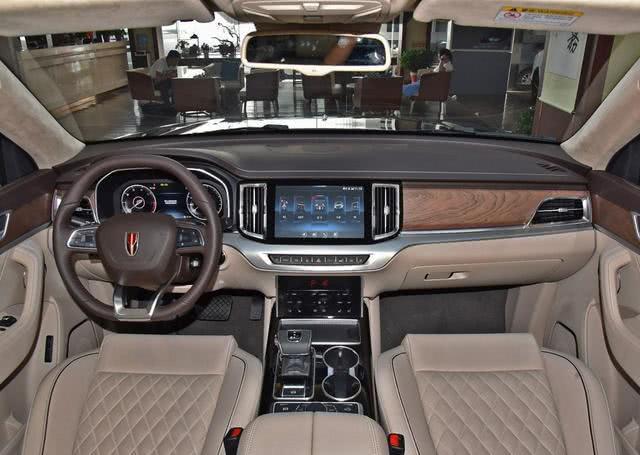 四十万SUV的别致选择,豪华高端别有风格