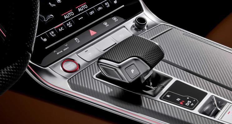 百公里加速仅需3.6秒,新奥迪RS 6 Avant官图