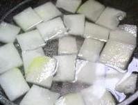 用回锅肉的做法做回锅冬瓜 好吃好做营养又美味!