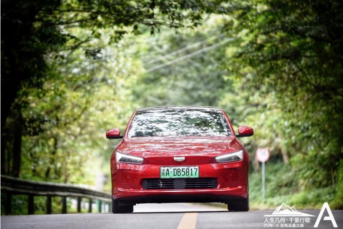 试驾几何A |纵横青山绿水山路十八弯的极畅之旅