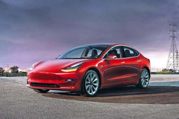 上半年全球最热销电动车,特斯拉无人能及?