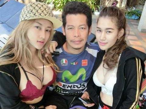 泰国一男子拥有两个妻子,每天和睦相处,还向大家分享幸福秘诀!