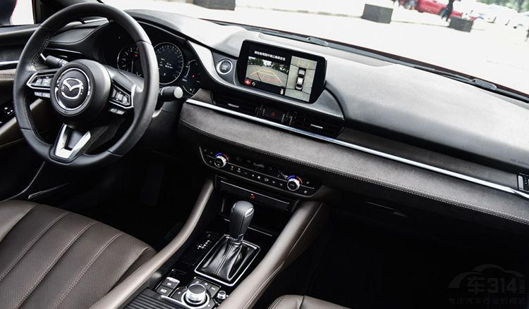 新款阿特兹上市,对比君威GS,谁才是合资中型车的运动代表