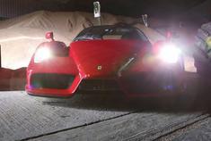 发个老视频-暴殄天物!法拉利ENZO玩WRC!就是奢~