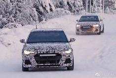 视频:2019奥迪A1 在寒冷的条件下测试