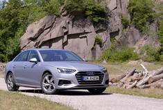 视频:汽车视频:2020款 奥迪 A4 40 TFSI 外观