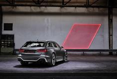 汽车美图赏析:全新Audi RS6 Avant来了