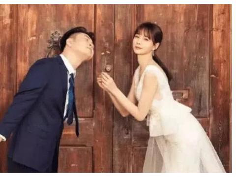 """有种""""整容""""叫杜海涛婚纱照,瘦身成功后变花美男,梦辰有福了!"""