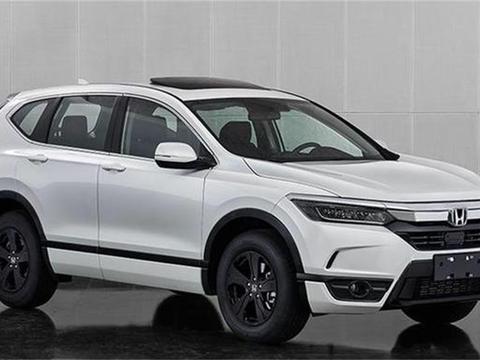 广汽本田紧凑型SUV,车型命名BREEZE,网友:比CRV好看