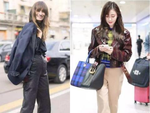 女人冬天穿得厚,怕显腿粗?穿对这3款下装,显瘦遮肉还时髦!