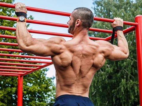 不同的引体向上,锻炼不同的背部肌群!你练对了吗?