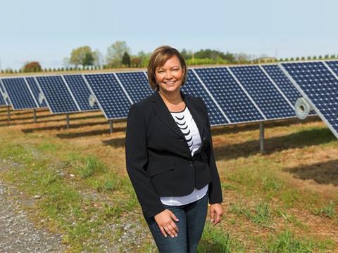 苹果成为美国最大的太阳能企业用户