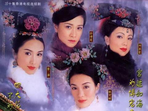 佘诗曼在TVB留下的六个最令人难忘的角色,你都看过没?