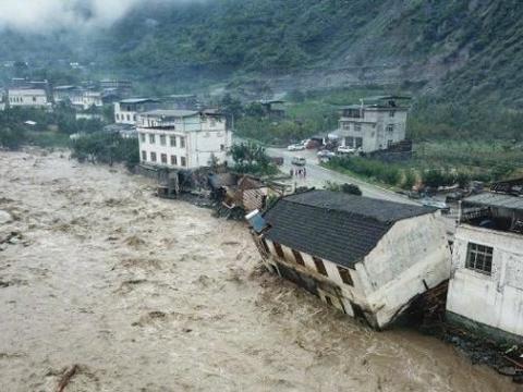 汶川救援在行动,遇难人数升至7人,24人失联