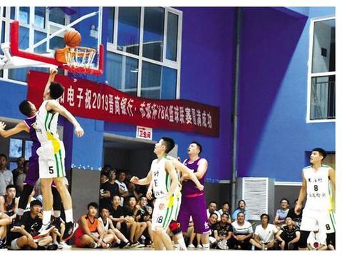 """阳泉""""市政杯""""篮球联赛小组赛结束 淘汰赛将于20日开赛"""